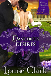 Cover of Dangerous Desires