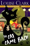 The cover of The Cat Came Back